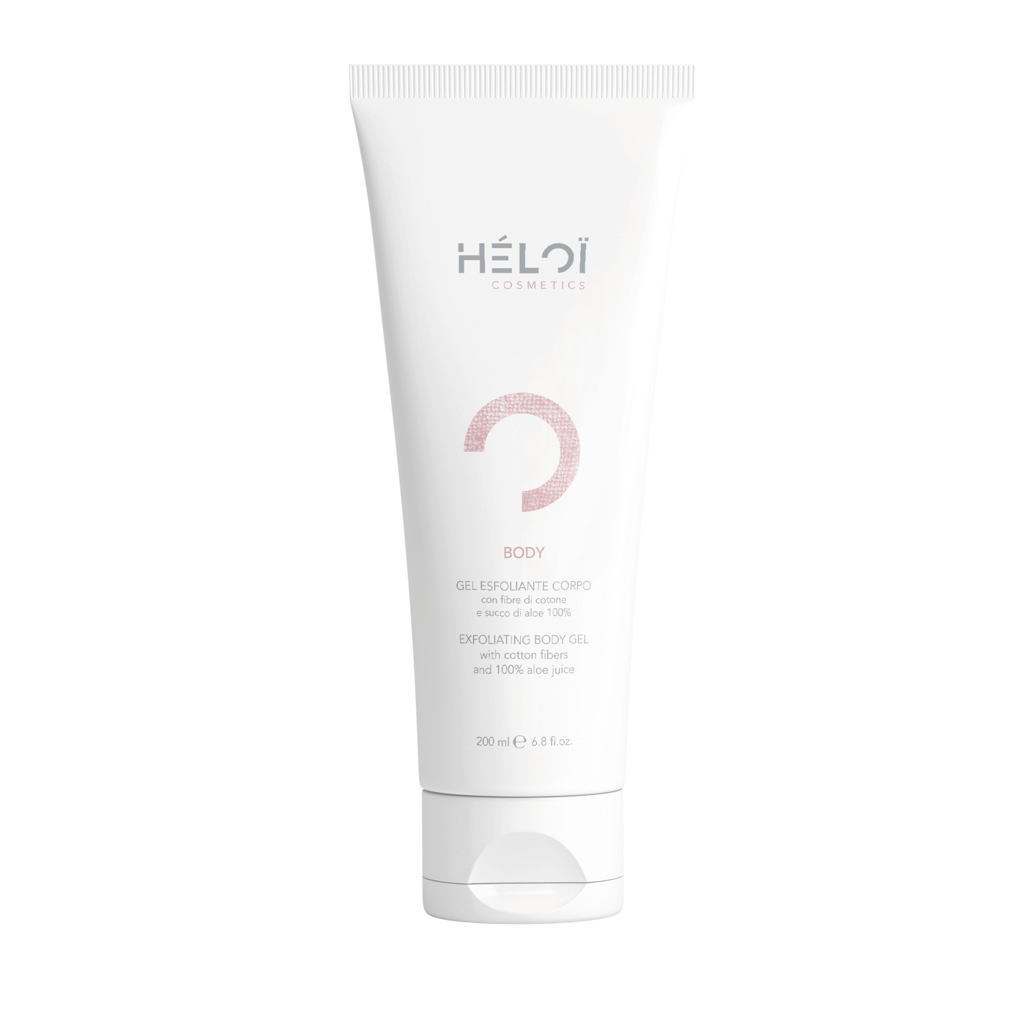 Gel esfoliante corpo
