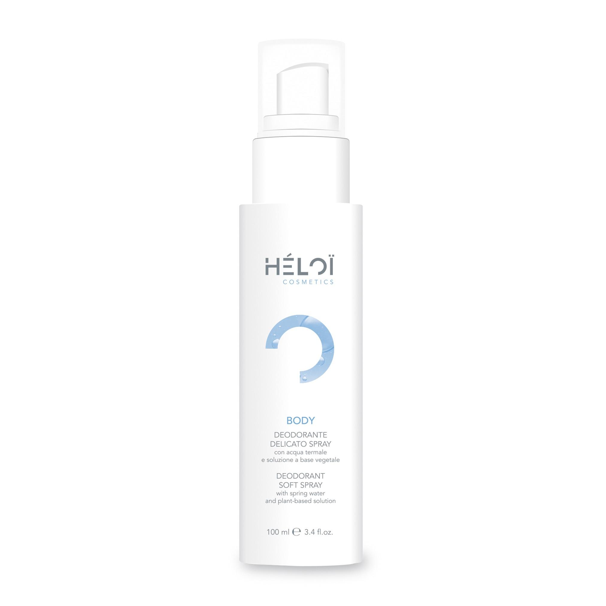 Deodorante delicato spray
